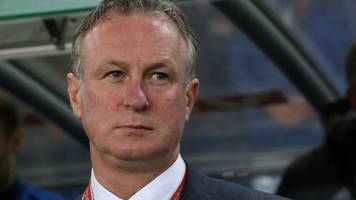 World Cup 2018: Northern Ireland will not be seeded for play-offs