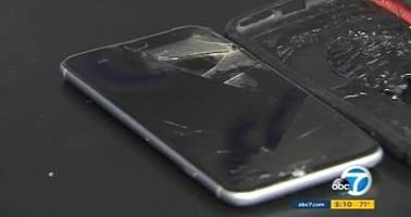 iPhone Catches Fire in Owner's Backhoe, Causes Hand Burns