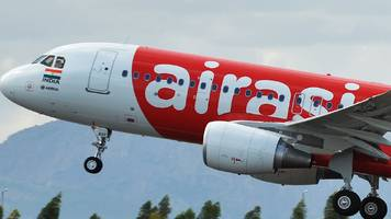 airasia flight returns to perth after mid-air scare