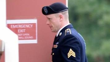 Bowe Bergdahl pleads guilty to desertion and misbehaviour