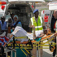 Somalia truck bombing toll over 300, scores remain missing