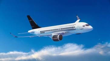 Airbus throws lifeline to Bombardier's Belfast workers buying stake in C Series