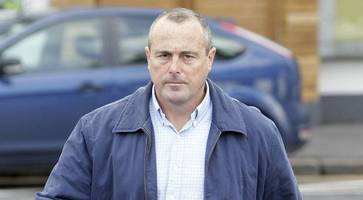 Loyalist Harbinson loses bid to have bail conditions eased over firearms offence