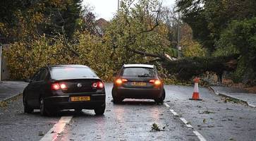 Ophelia closure of offices and shops could cost Northern Ireland economy £30m