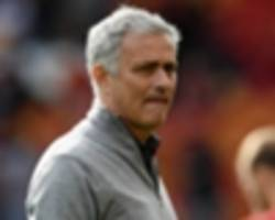 Mourinho to park the bus again? Man Utd boss would take another draw against Benfica