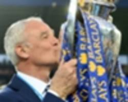 'bring back claudio' - lineker suggests ranieri solution for leicester