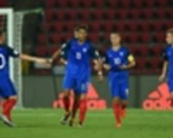 u17 world cup: france 1-2 spain: spanish armada break french hearts with last-minute penalty