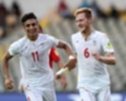 u17 world cup: iran vs mexico - el tri capitulation paves way for team melli's progression to quarter-finals