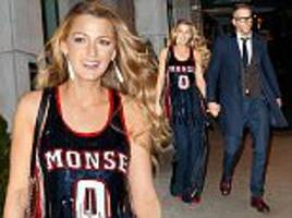 Blake Lively sizzles after All I See Is You premiere in NY