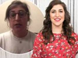 mayim bialik apologizes for 'victim-blaiming'