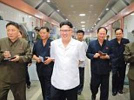 North Korea warns nuclear war 'may break out any moment'