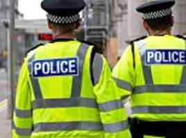 police in uk is crossing off offences including theft