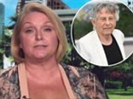 Roman Polanski's rape victim Samantha Geimer forgives him