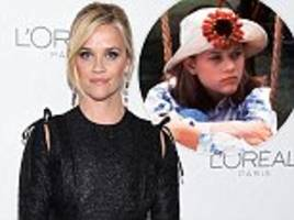 Reese Witherspoon reveals she was assaulted by a director