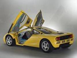 mclaren f1 preserved for 20 years could be worth £12m