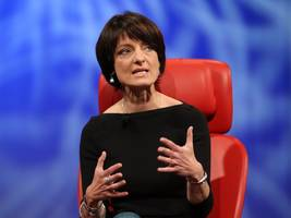facebook's consumer hardware chief, regina dugan, is leaving after less than two years (fb)