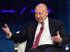 there's an under-the-radar business at goldman sachs that has been quietly crushing it (gs)