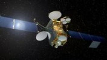 ESA role in Europe's first all-electric telecom satellite