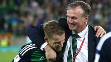 michael o'neill wants northern ireland to draw denmark or switzerland