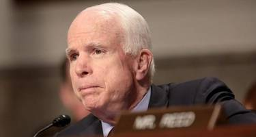 John McCain Says He Will Vote 'Yes' On Crucial Budget Bill
