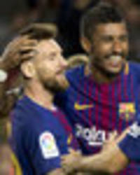 Barcelona star Paulinho: My job is to help Lionel Messi be the best in the world