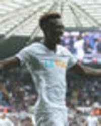 chelsea can not recall tammy abraham: loan terms could see antonio conte buy new striker