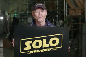 Solo: A Star Wars Story is the name of the upcoming Han Solo movie