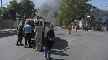 20 dead, over 70 wounded in Afghan police centre attack