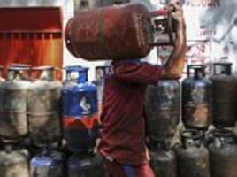 Dangerous illegal gas trade fires up ahead of Diwali