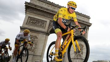 tour will be massive challenge - froome on 2018 route