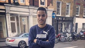 parsons green tube stabbing: victim named as omid saidy