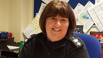 new police commander for lothians and borders takes up post