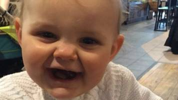 Elsie Scully-Hicks: Baby had 'car crash' type injuries