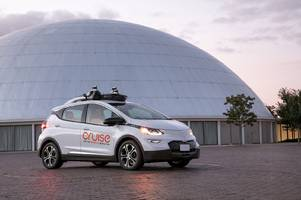 GM aims to be the first to test self-driving cars in New York City