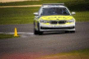 british police are using video games to hone high-speed driving skills
