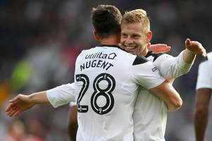 matej vydra on his attacking relationship with derby county striker david nugent