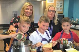 how mccain chips are helping hessle road youngsters