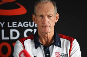 do wayne bennett's odd comments show a lack of confidence in england?