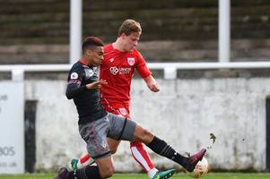 bristol city defender set for loan move to national league side after spell with merthyr town