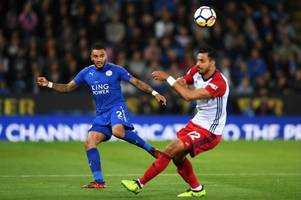 leicester city's danny simpson thanks harry redknapp for getting rid of him