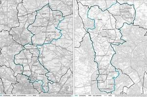 This is how your Parliamentary constituency could look under proposed changes
