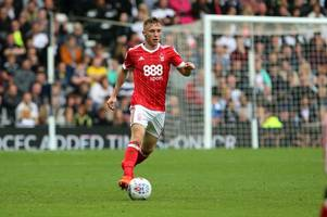 nottingham forest top the championship when it comes to passing the ball