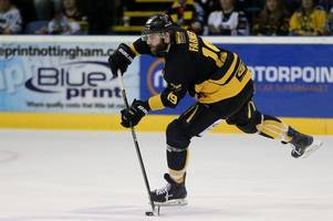 nottingham panthers facing 'must-win' game against braehead clan in challenge cup
