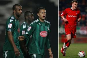 When Harry Kane couldn't score against struggling Plymouth Argyle - six years on from Tottenham Hotspur's last Champions League game at Real Madrid