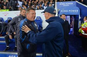 Leicester City sack Craig Shakespeare a fortnight before Stoke City clash