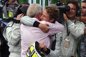 f1 star jenson button says he will never be '100 per cent certain' how his dad died