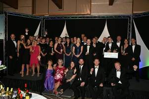 Lincolnshire businesses celebrated at glittering awards ceremony for contribution to the county