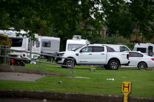 travellers in surrey: crime commissioner calls on government to tackle unauthorised encampments