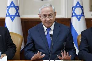 benjamin netanyahu pushes to pass criminal immunity bill as he faces police investigations