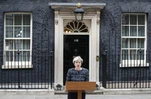 may engages with leaders in effort to shift brexit talks logjam